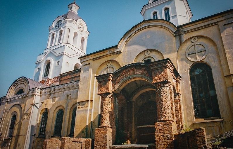 Храм Казанской Пресвятой Богородицы РПсЦ в г. Самаре
