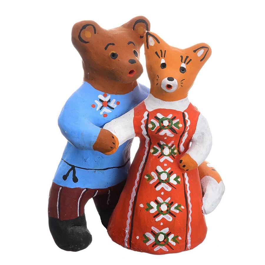 Каргопольская русская народная игрушка