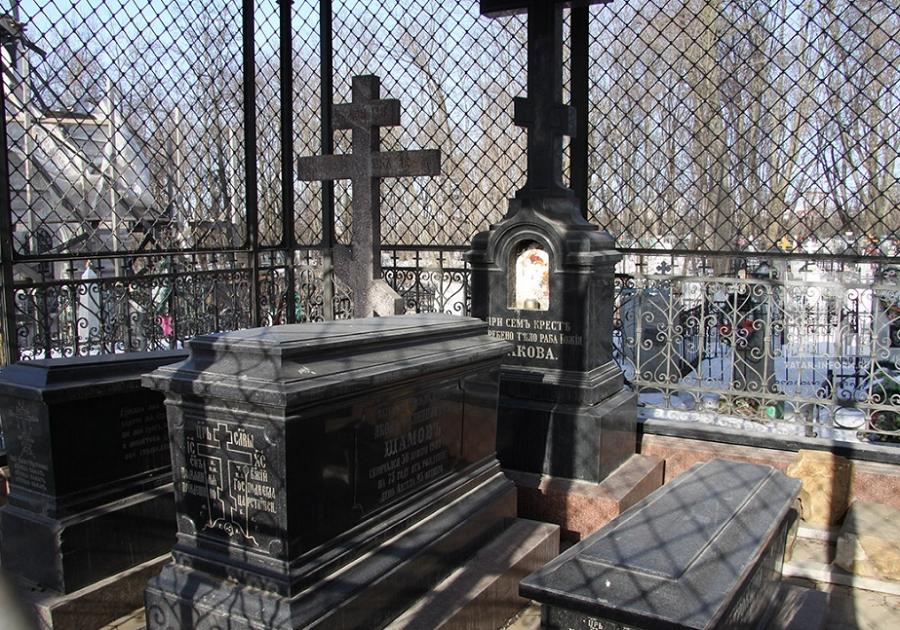 Арское кладбище Казани