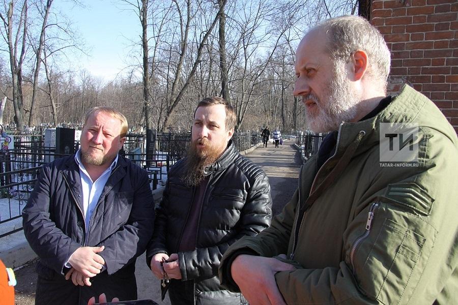 Представители старообрядческих согласий Казани объединились для присмотра за могилами предков