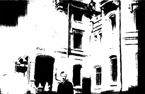 Один из последних снимков Александра Алехина на Родине