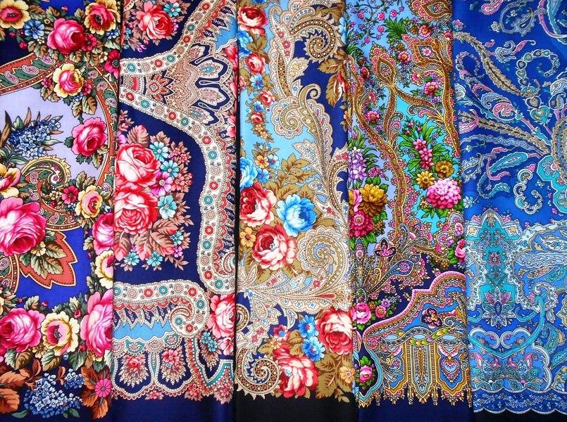 Павловопосадские платки
