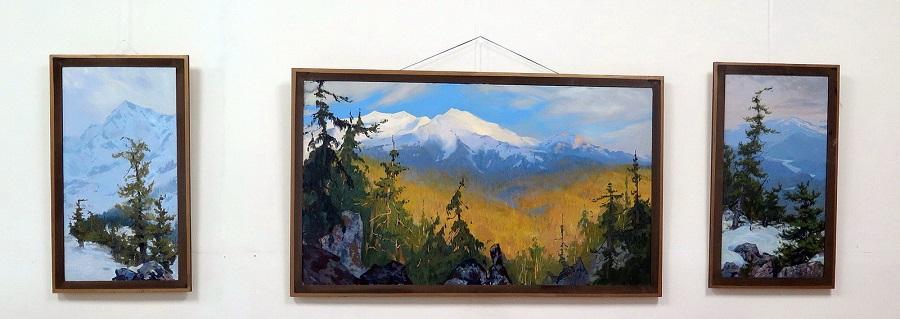 Картины художника Дмитрия Гусева