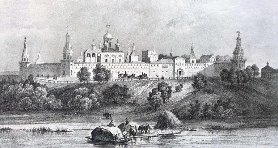 Успенский Симонов монастырь