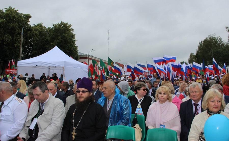 В Беларуси состоялся международный фестиваль «Славянское единство»