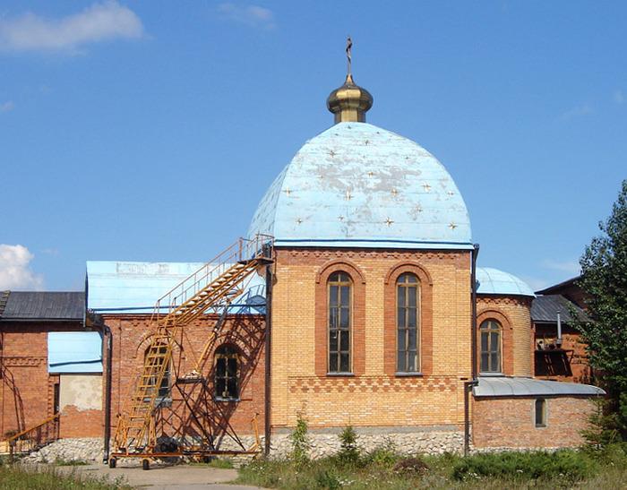 Церковь во имя святой равноапостольной княгини Ольги в Ульяновске