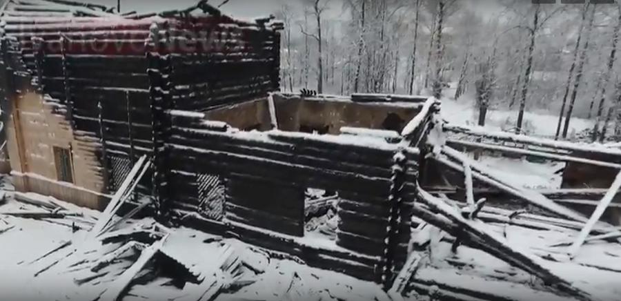 Сгоревший храм отдали старообрядцам