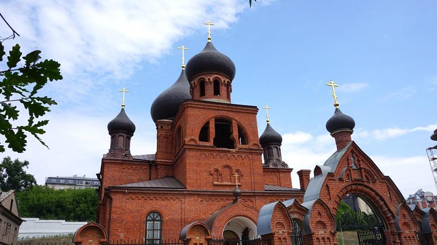 Кафедральный собор Казанско-Вятской епархии РПсЦ