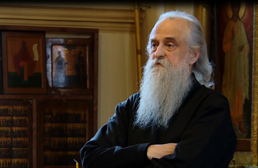 Протоиерей Геннадий Четвергов