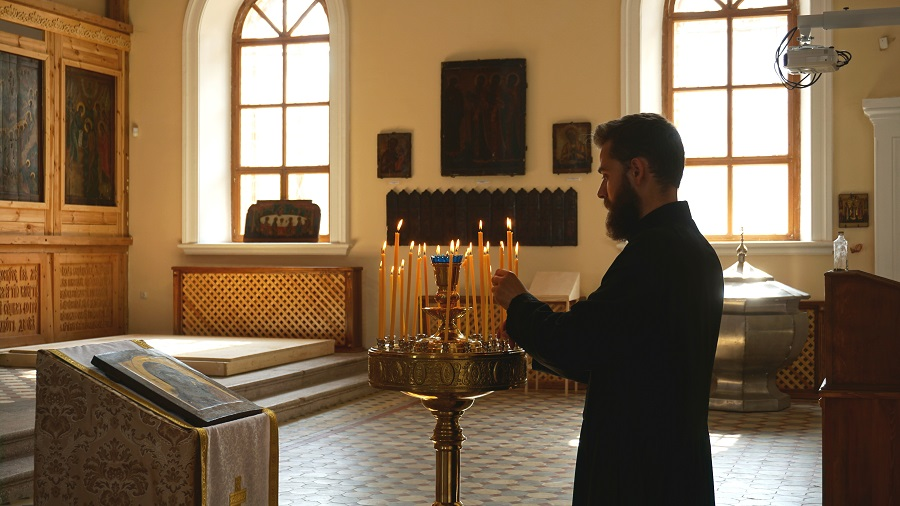 В Кафедральном Соборе Казанско-Вятской епархии