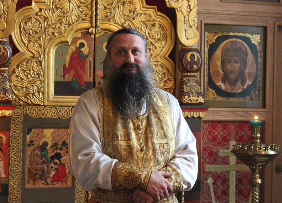 Иерей Иоанн Курбацкий