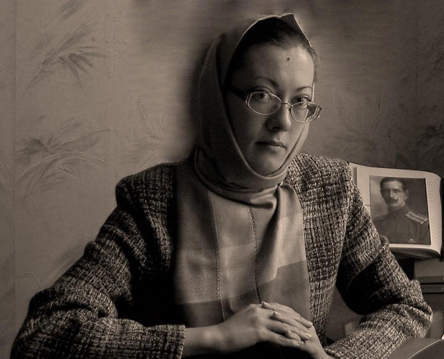 Елена Владимировна Семёнова