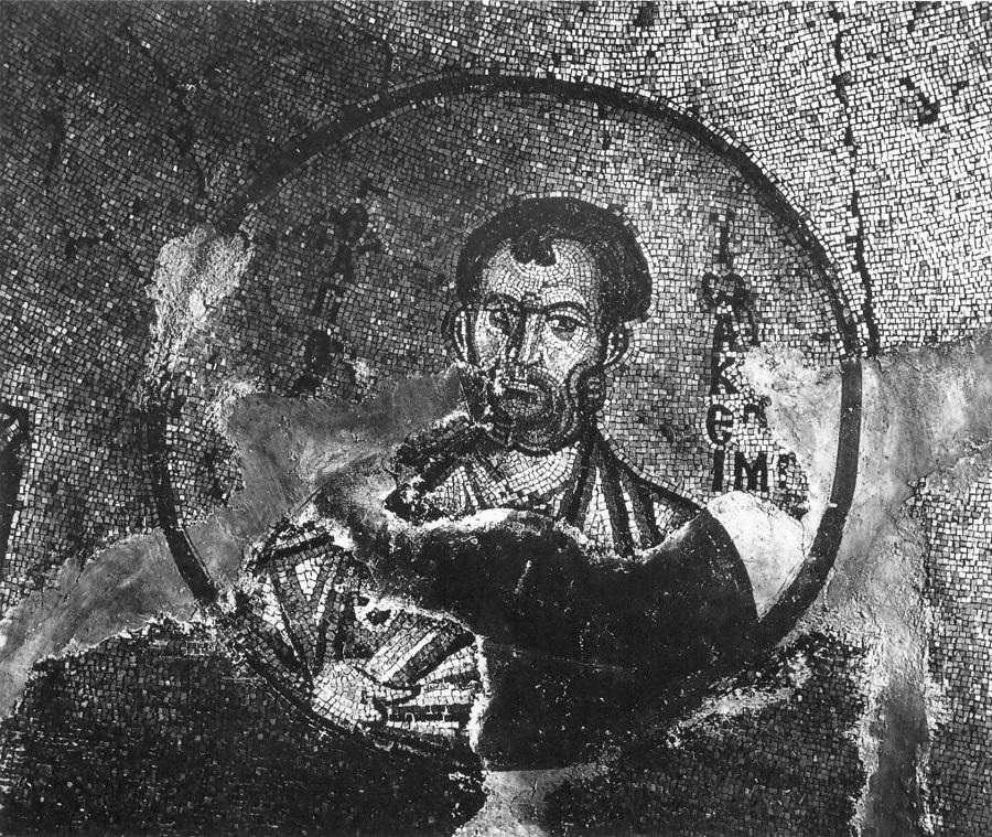 Святой праведный Иоаким. Церковь Успения, Изник (Никея), 1065–1067 гг.