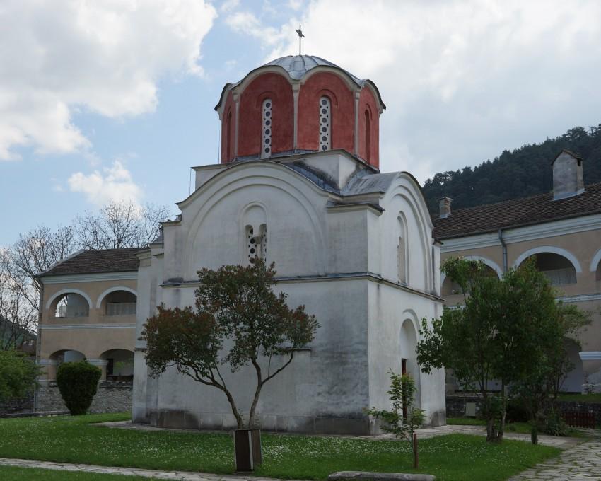 Церковь святых праведных Иоакима и Анны в Сербии