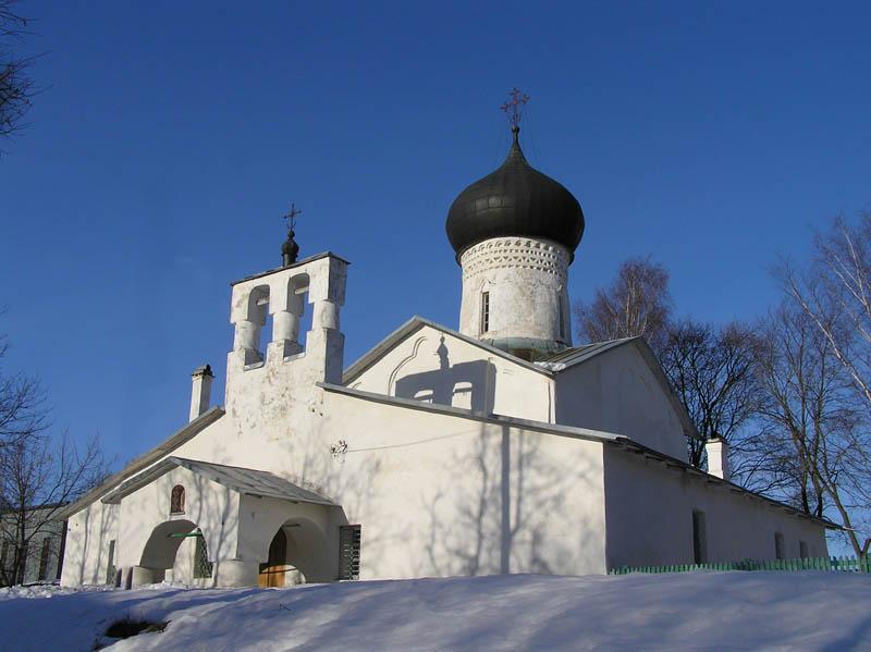 Церковь Иоакима и Анны в Пскове