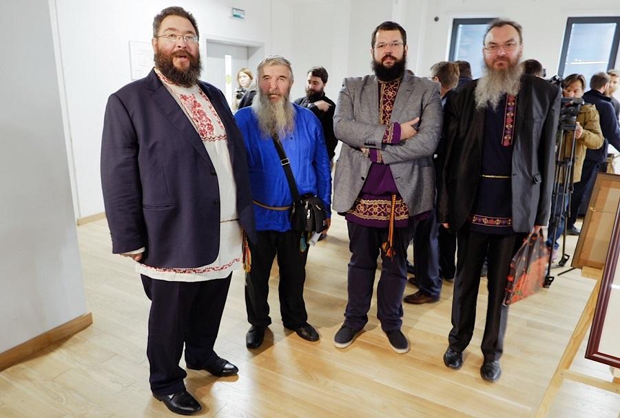 Делегаты поморских общин стран Балтии