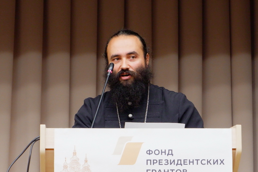 Протоиерей Андрей Марченко (РДЦ)