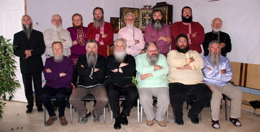 Заседание Единого Совета Древлеправославной Поморской Церкви. Латвия, 2018 год
