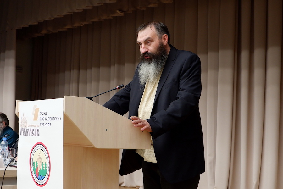 Заместитель председателя РС ДПЦ Алексей Александрович Безгодов