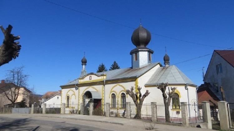 Храм Рождества Христова РПсЦ в Черновцах