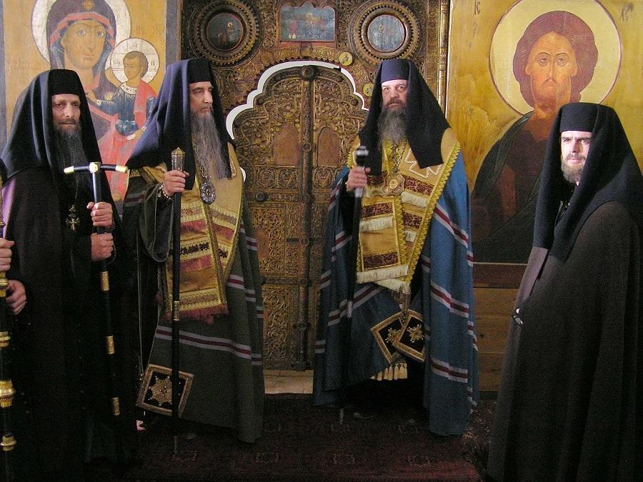 Одними из главных действующих лиц Собора 1667 года стали патриархи Паисий Александрийский и Макарий Антиохийский. Фото со съёмочной площадки сериала «Раскол»