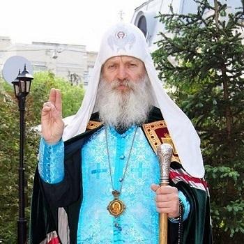 Патриарх Московский и всея Руси Александр (Калинин)
