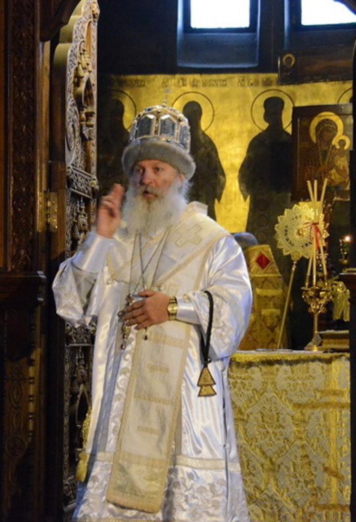 5aaf1868a7da Поздравление Предстоятеля РДЦ Патриарха Александра с Рожеством Христовым