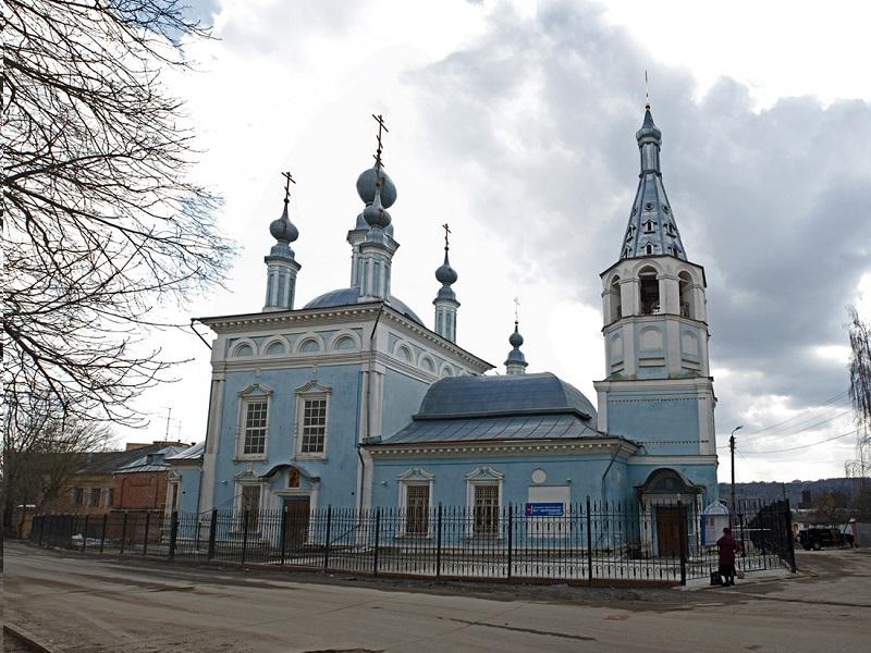 Храм Знамения Пресвятой Богородицы г. Калуга