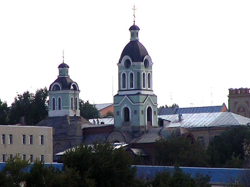 Храм Казанской Пресвятой Богородицы. Самара. Современный вид