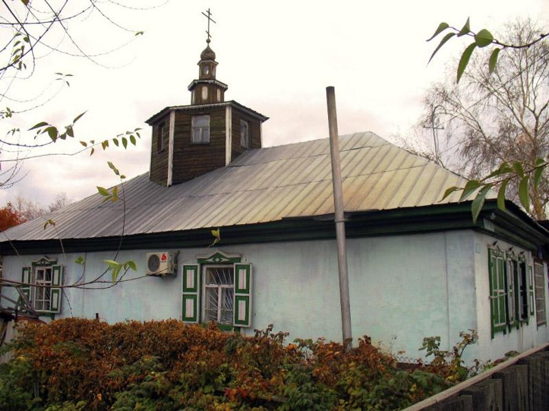 Покровский храм в г. Усть-Каменогорске Восточно-Казахстанской области