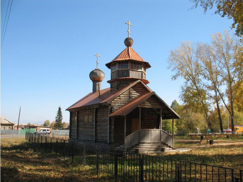Храм Знамения Пресвятой Богородицы. Бобровка (РПсЦ)