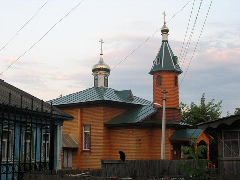 Храм РДЦ во имя Всемилостивого Спаса в г. Урень