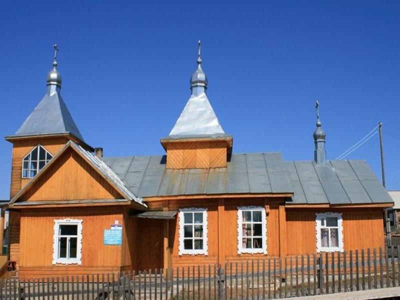 Храм РПсЦ св. апостолов Петра и Павла. Афанасьево