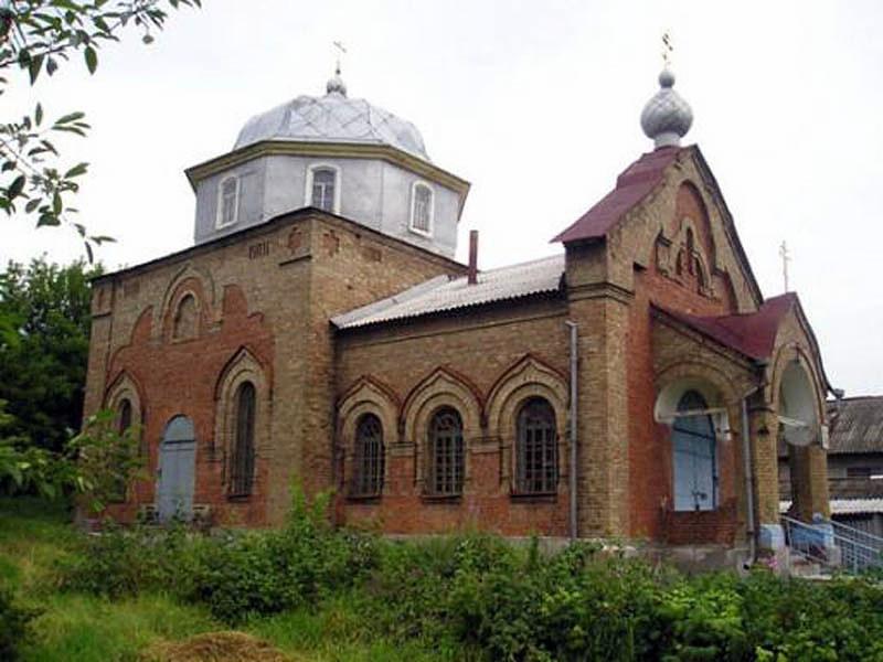 Старообрядческий храм во имя великомученика Димитрия Солунского в г. Льгов Курской области