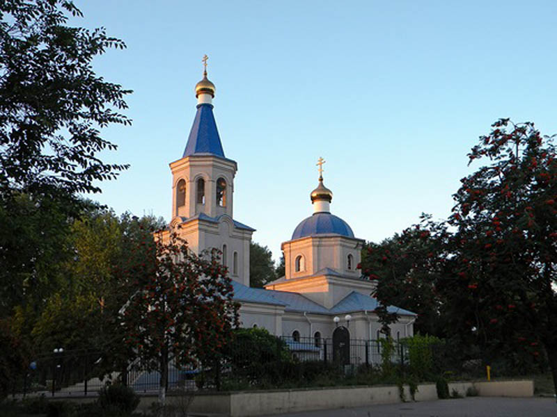 Храм Покрова Пресвятой Богородицы ДПЦ в г. Белгороде