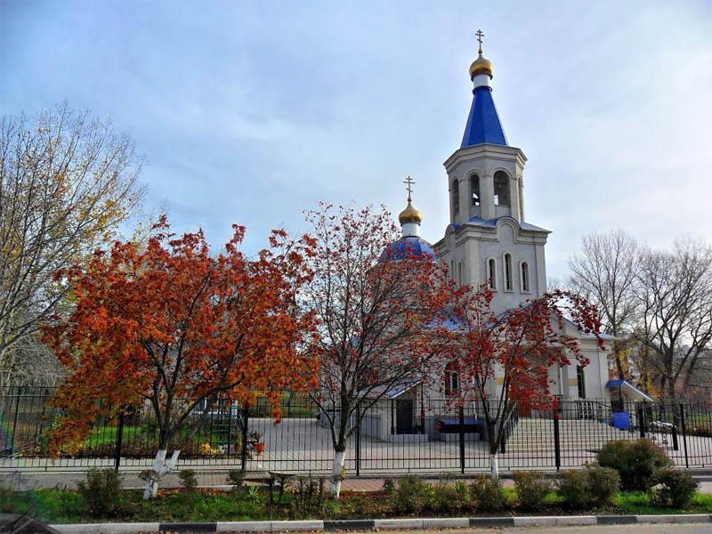 Храм Покрова Пресвятой Богородицы ДПЦ