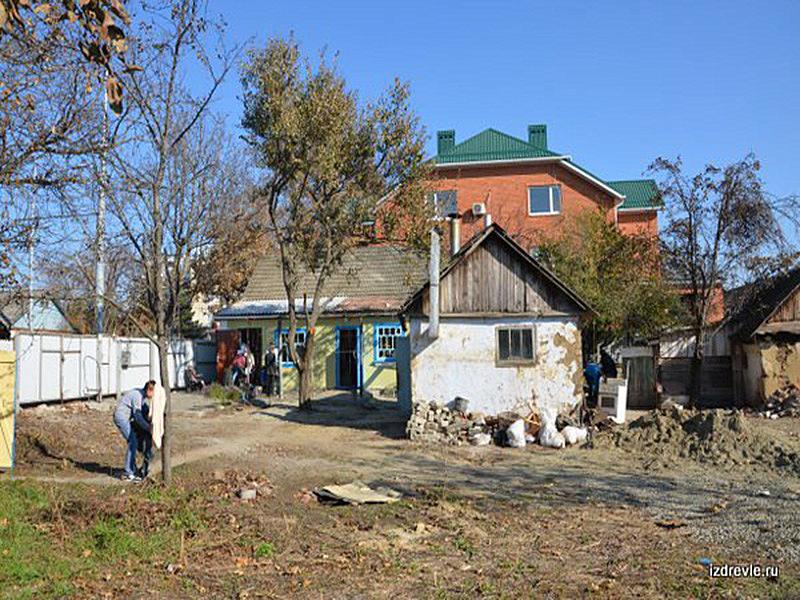 Моленная Казанской Пресвятой Богородицы РПсЦ, г. Краснодар