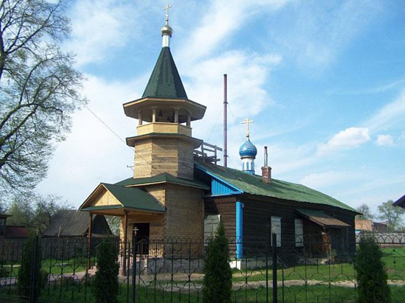 Старообрядческий храм во имя великомученика Димитрия Солунского в селе Добрянка Черниговской области