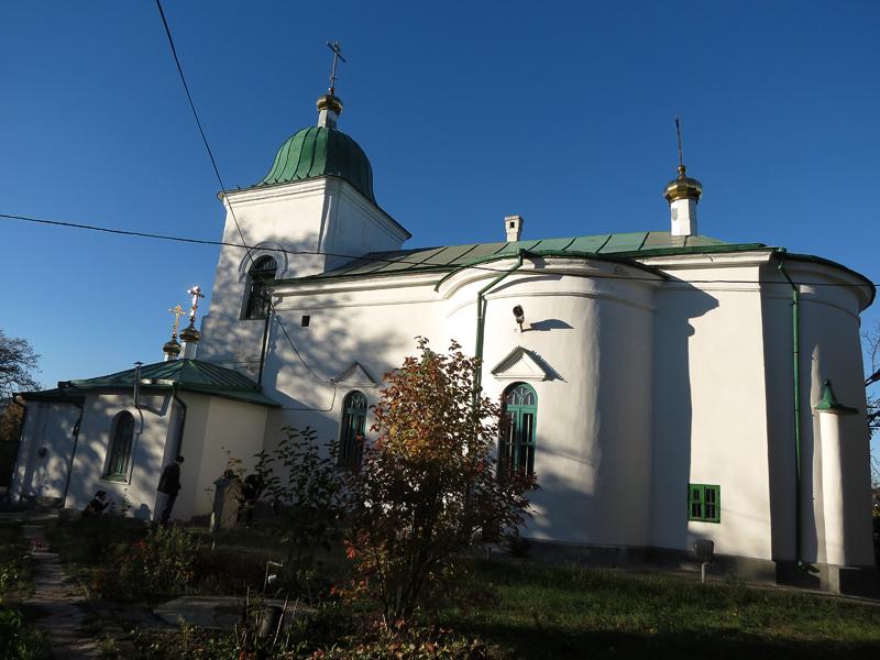 Храм Покрова Пресвятой Богородицы (Мазаракиевская церковь)