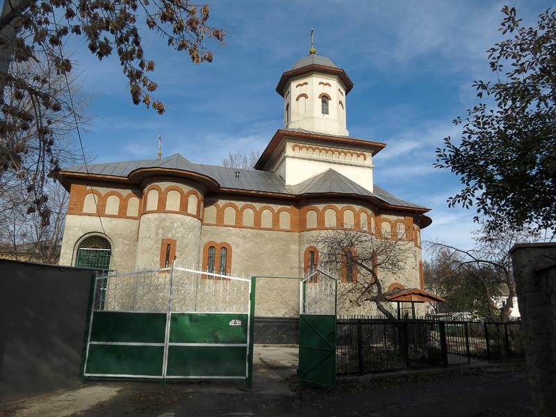 Храм архангела Михаила. Бельцы