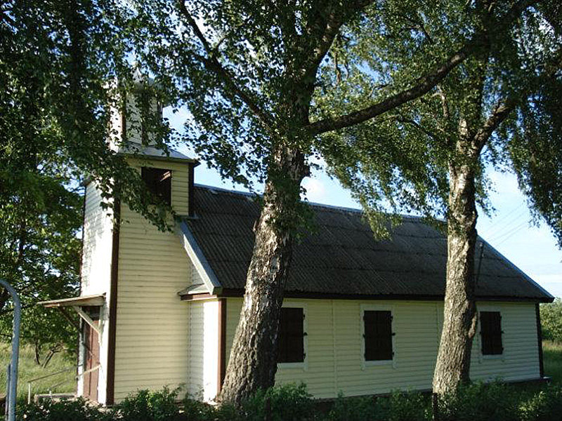 Храм Вознесения Господня (ДПЦ). Турмантас, Литва