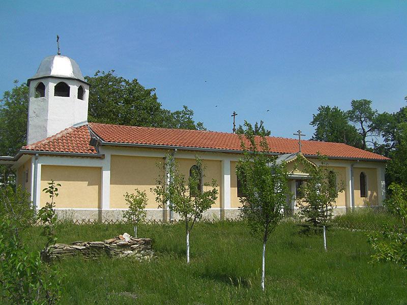 Храм Покрова Пресвятой Богородицы в с. Казашко