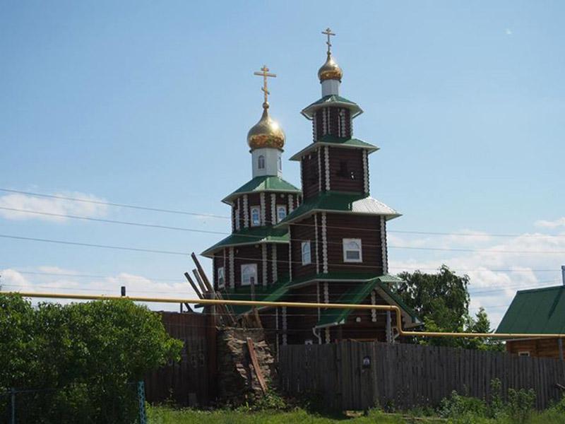Храм святых апостолов Петра и Павла РДЦ, г. Касли