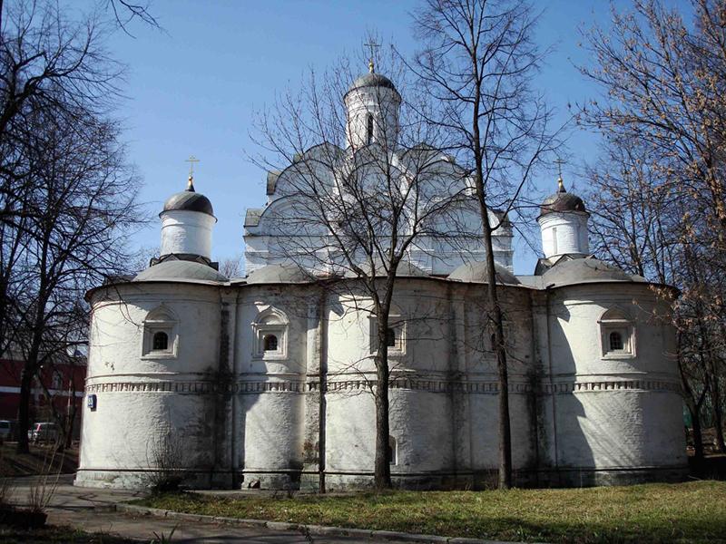 Храм Покрова Пресвятой Богородицы в Рубцове (РПЦ МП)