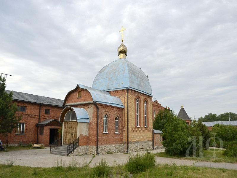 Единоверческий храм во имя святой равноапостольной княгини Ольги в г. Ульяновске (РПЦ)