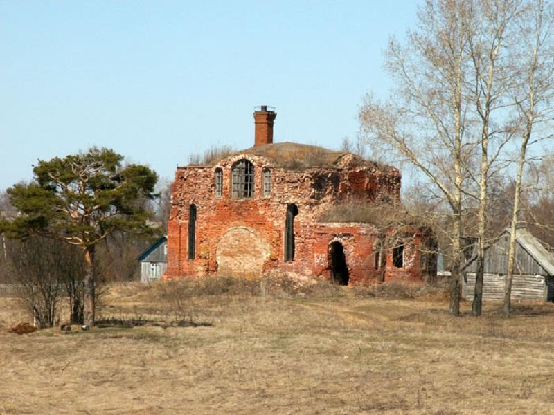 Бывший старообрядческий храм святителя Василия Великого