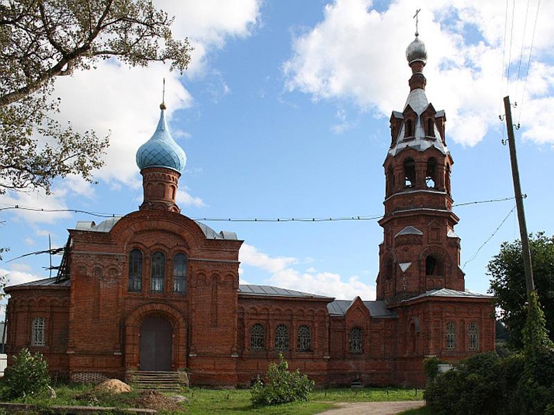 Храм Введения Пресвятой Богородицы в г. Боровске
