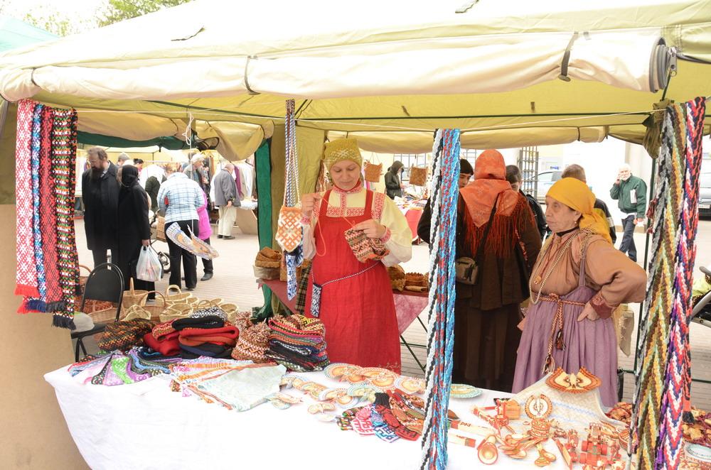 Рогожская ярмарка в 2014 году