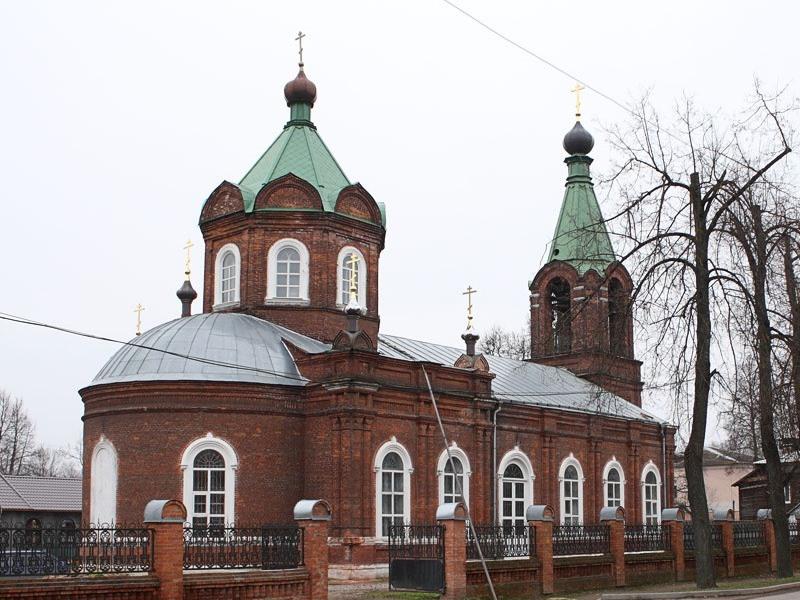 Покровская церковь в настоящее время