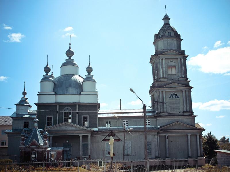 Рождественско-Никольский храм РПсЦ в Новозыбкове